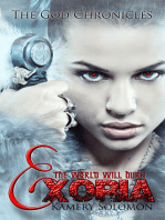 Exoria (The God Chronicles #5)