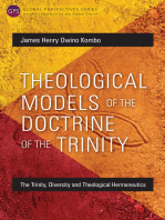 Theological Models of the Doctrine of the Trinity