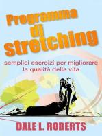 Programma di stretching