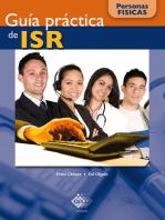 Guía práctica de ISR. Personas físicas 2016