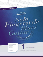 Your Personal Book of Solo Fingerstyle Blues Guitar 1