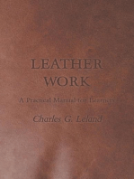 Leather Work - A Practical Manual for Learners