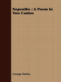 Nepenthe : A Poem In Two Cantos