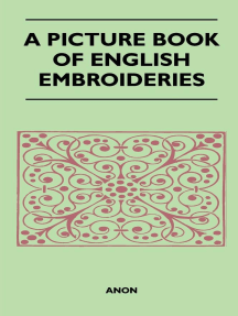 A Picture Book of English Embroideries