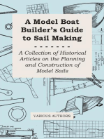 A Model Boat Builder's Guide to Rigging - A Collection of Historical Articles on the Construction of Model Ship Rigging