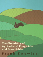 The Chemistry of Agricultural Fungicides and Insecticides