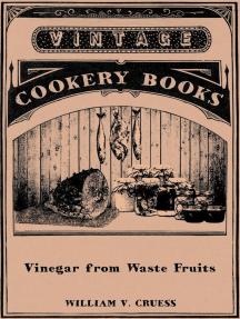 Vinegar from Waste Fruits