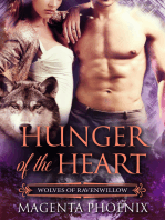 Hunger of the Heart (Wolves of Ravenwillow
