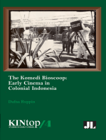 The Komedi Bioscoop, KINtop 4: Early Cinema in Colonial Indonesia