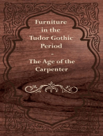 Furniture in the Tudor Gothic Period - The Age of the Carpenter