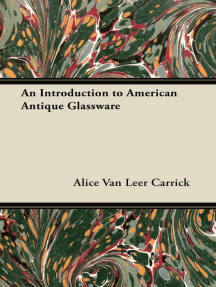 An Introduction to American Antique Glassware