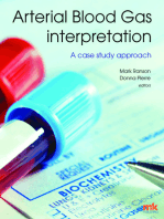 Arterial Blood Gas Interpretation – A case study approach