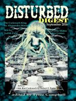 Disturbed Digest September 2016