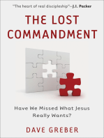 The Lost Commandment