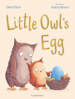 Little Owl's Egg