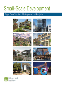 Small-Scale Development: Eight Case Studies of Entrepreneurial Projects
