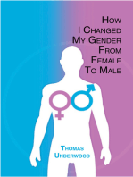 How I Changed My Gender From Female to Male