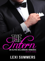 The Intern, Book 1 (Alpha Billionaire Romance Series)