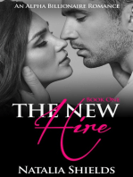 The New Hire, Book 1 (Alpha Billionaire Romance Series)
