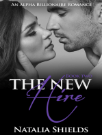The New Hire, Book 2 (Alpha Billionaire Romance Series)