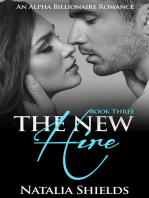 The New Hire, Book 3 (Alpha Billionaire Romance Series)
