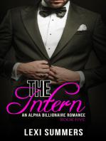 The Intern, Book 5 (Alpha Billionaire Romance Series)