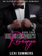The Billionaires Revenge (The Billionaires Crush - Book 4)