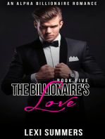 The Billionaires Love (The Billionaires Crush - Book 6)