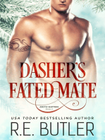 Dasher's Fated Mate (Arctic Shifters Book Two)