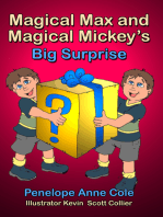 Magical Max and Magical Mickey's Big Surprise