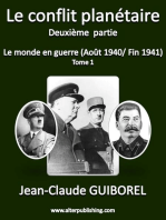 Le conflit planétaire LE MONDE en guerre 1941 1942 - Tome 1