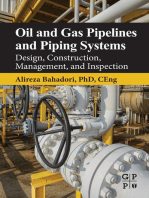 Oil and Gas Pipelines and Piping Systems