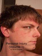 Personal Injury (Volume 1)
