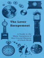 The Lever Escapement - A Guide to the Many Variations of this Crucial Element of Clock Work