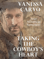 Taking the Cowboy's Heart