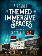 A Reader In Themed and Immersive Spaces
