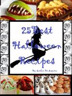 25 Best Halloween Recipes