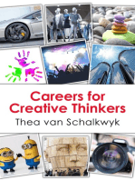 Careers for Creative Thinkers