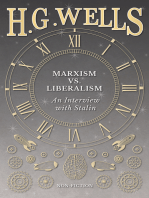 Marxism vs. Liberalism - An Interview