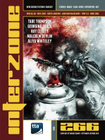 Interzone #266 (September-October 2016)