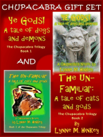 Chupacabra Gift Set (Books 1 & 2 of the Chupacabra Trilogy)