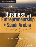 Business and Entrepreneurship in Saudi Arabia