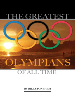 The Greatest Olympians of All Time