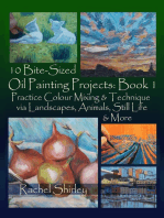 10 Bite Sized Oil Painting Projects