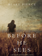 Before he Sees (A Mackenzie White Mystery—Book 2)