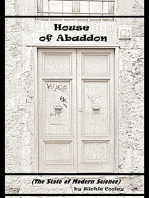 House of Abaddon (The State of Modern Science)