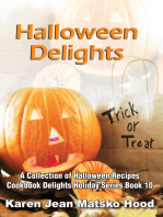 Halloween Delights Cookbook
