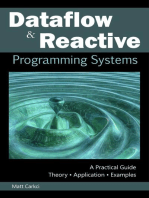 Dataflow and Reactive Programming Systems