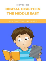 Notes on Digital Health in the Middle East
