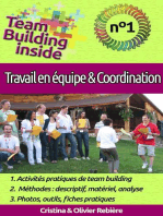 Team Building inside n°1 - travail d'équipe & coordination